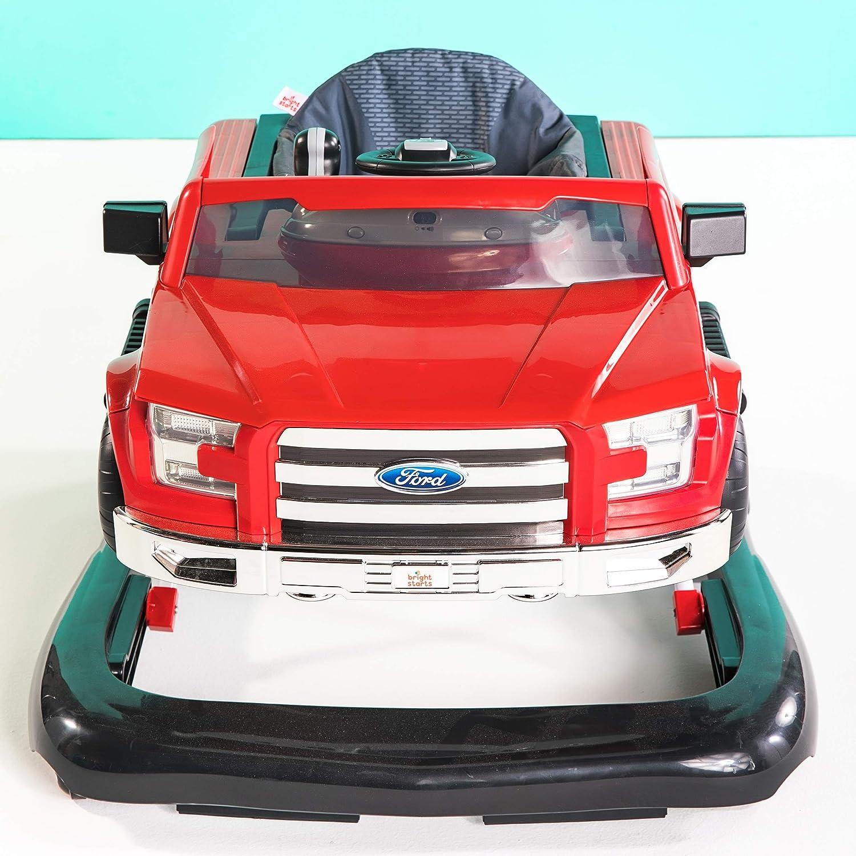 Bright Starts – Trotter 3-en-1 Ford F-150 rojo