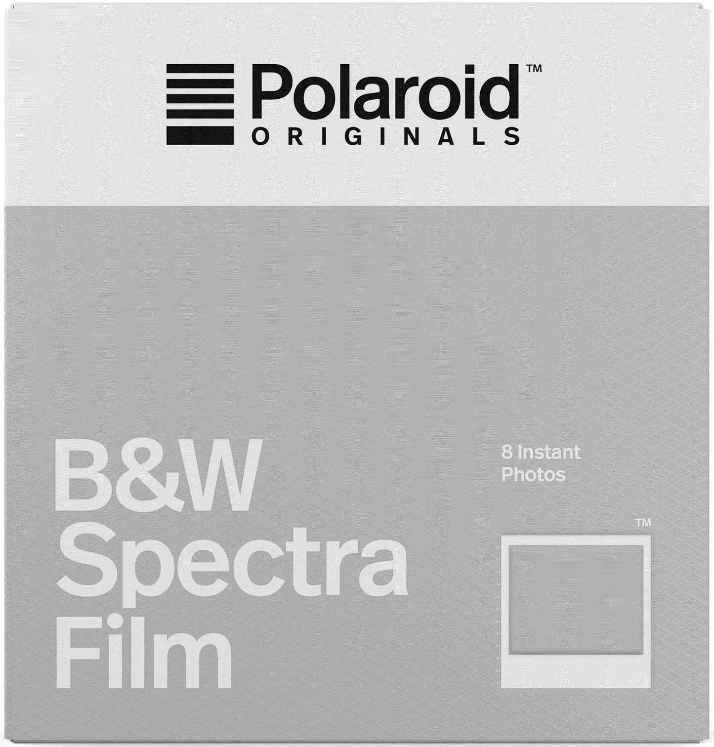 Polaroid Originals Instant Black and White Film for Spectra Cameras (10 Pack) by Polaroid (Image #2)