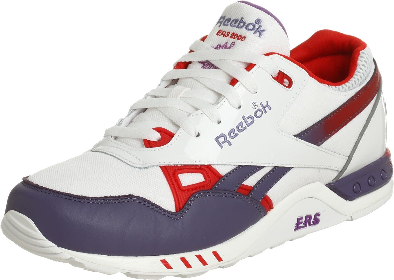 Reebok Men's ERS 2000 Sneaker, Red
