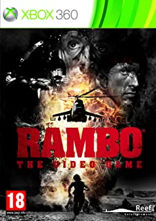 Amazon com: Rambo The Video Game - PlayStation 3: Video Games