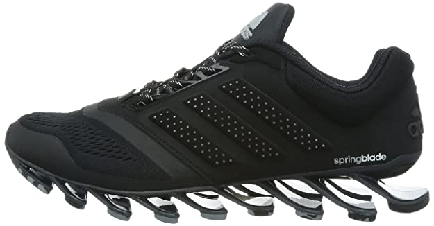premium selection 947c3 4cd04 adidas Springblade Drive 2 Scarpe da Corsa - SS15, Nero (Black), 39 EU   Amazon.it  Scarpe e borse