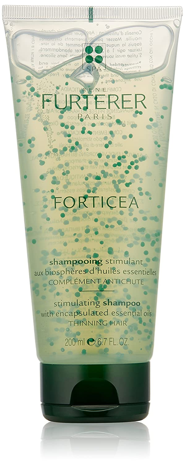 Rene Furterer Forticea Stimulating Shampoo (For Thinning Hair Frequent Use) 200ml