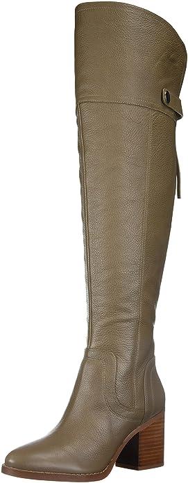 f4d0dec58ca Franco Sarto Women s Ollie Wide Calf Over The Knee Boot  Buy Online ...