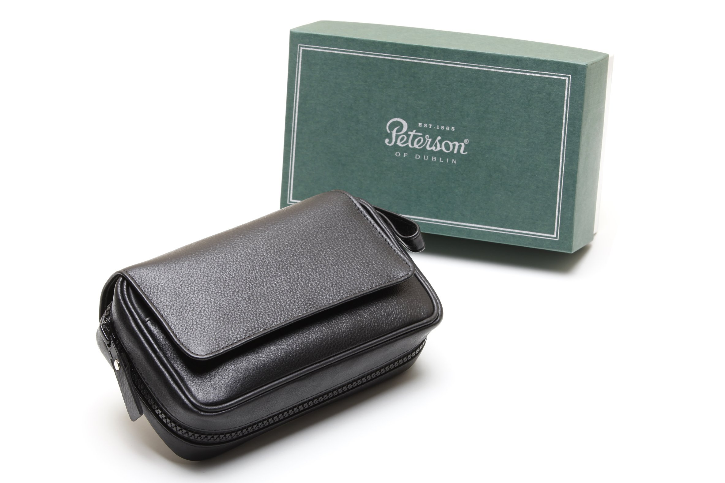 Peterson 2 Pipe Large Bag Pipe Pouch