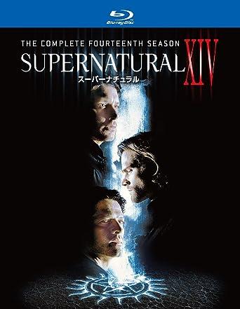 [DVD]SUPERNATURAL XIV 14th シーズン ブルーレイ コンプリート・ボックス