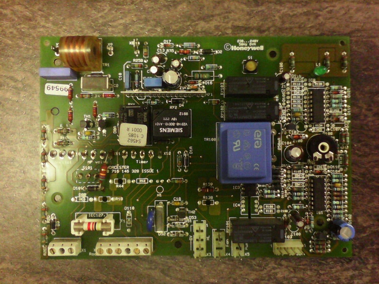 Worcester 15SBI & 24SBI Control PCB 87161463280