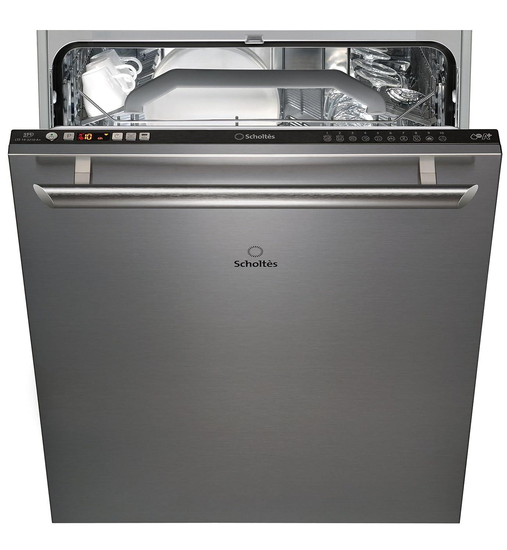 Scholtes LTE 14-3210 lavavajilla Totalmente integrado 14 cubiertos ...