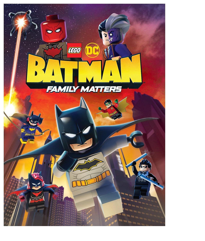 Lego Dc: Batman: Family Matters Edizione: Stati Uniti Italia ...