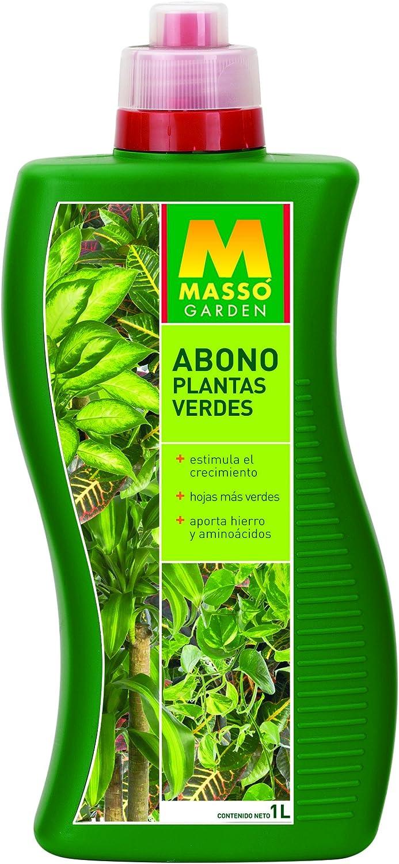 Masso - Abono para plantas verdes 1l. Massó