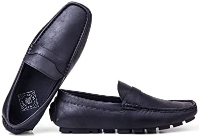 d40b3be693e4c Gallery Seven Driving Shoes for Men - Casual Moccasin Loafers