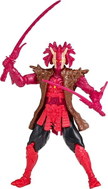 Power Rangers Super Ninja Steel Action Figure, Villain Ripcon