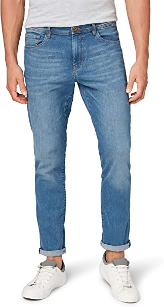 TOM TAILOR Herren Josh Slim Jeans