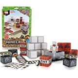 "Minecraft 16713 ""Papercraft Minecart"" Building Set"