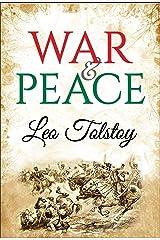War and Peace (Global Classics) Kindle Edition