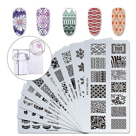 Makartt Nail Stamping Kit