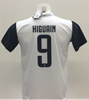 quality design 2eb84 48f68 T-Shirt Jersey Futbol Juventus Gonzalo Higuain 9 Replica ...
