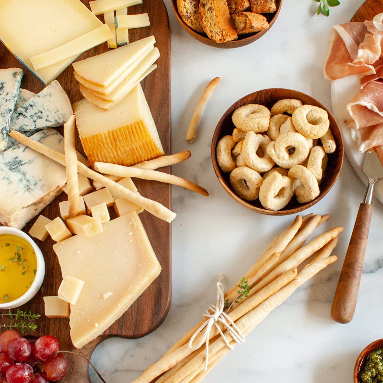 igourmet Italian Gourmet Luxuries in Gift Basket - Box