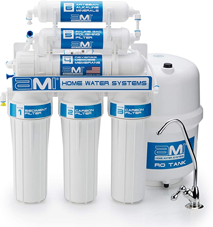 Sistema de filtración de agua de ósmosis inversa | RO purificador ...
