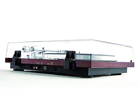 Akai Pro BT-500 - Tocadiscos de correa de calidad Premium para reproducción y conversión de vinilos y función Wireless a través de Bluetooth
