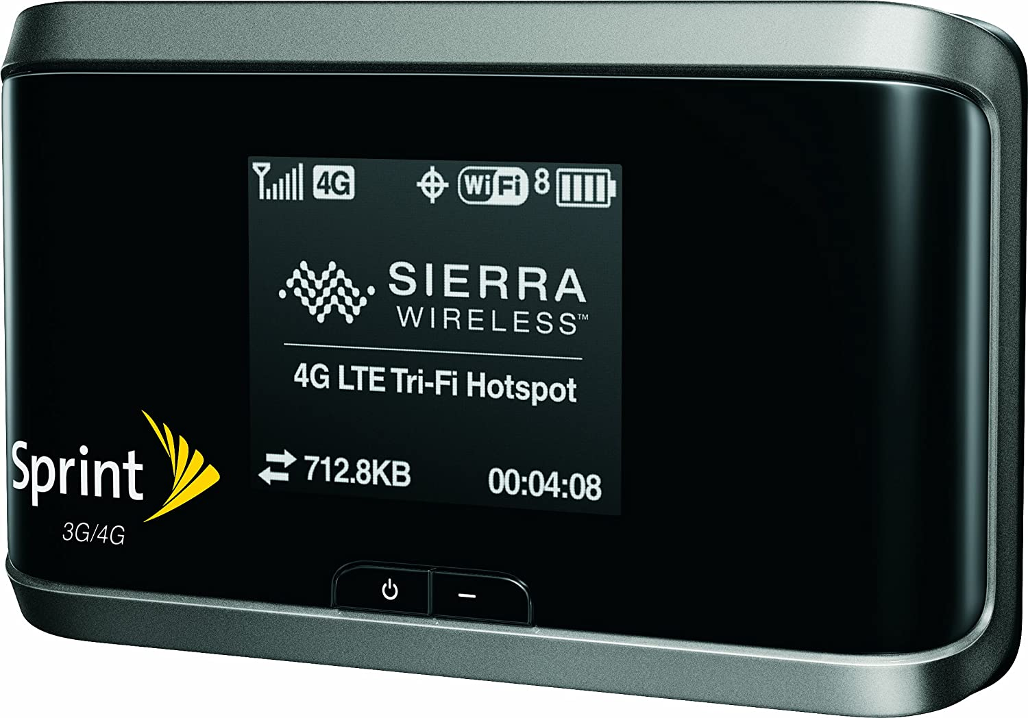 Amazon com: Sierra Wireless Tri-Fi 4G Mobile Hotspot (Sprint