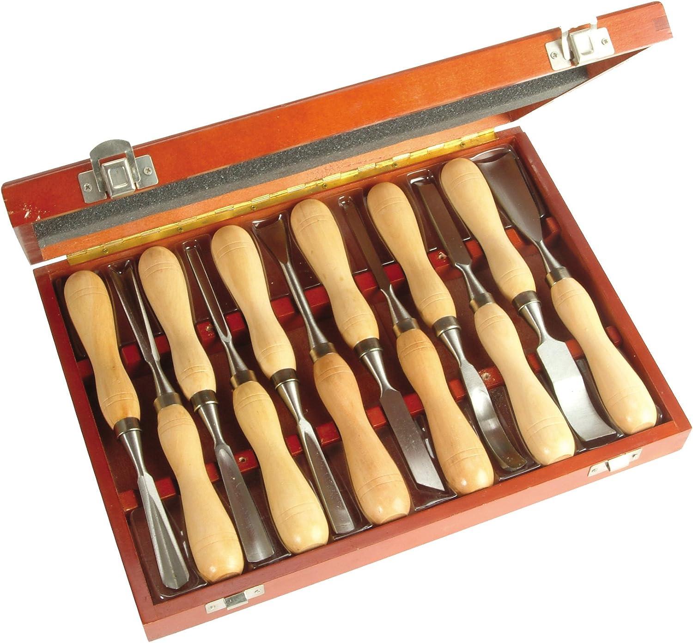 Juego de herramientas de carpintería