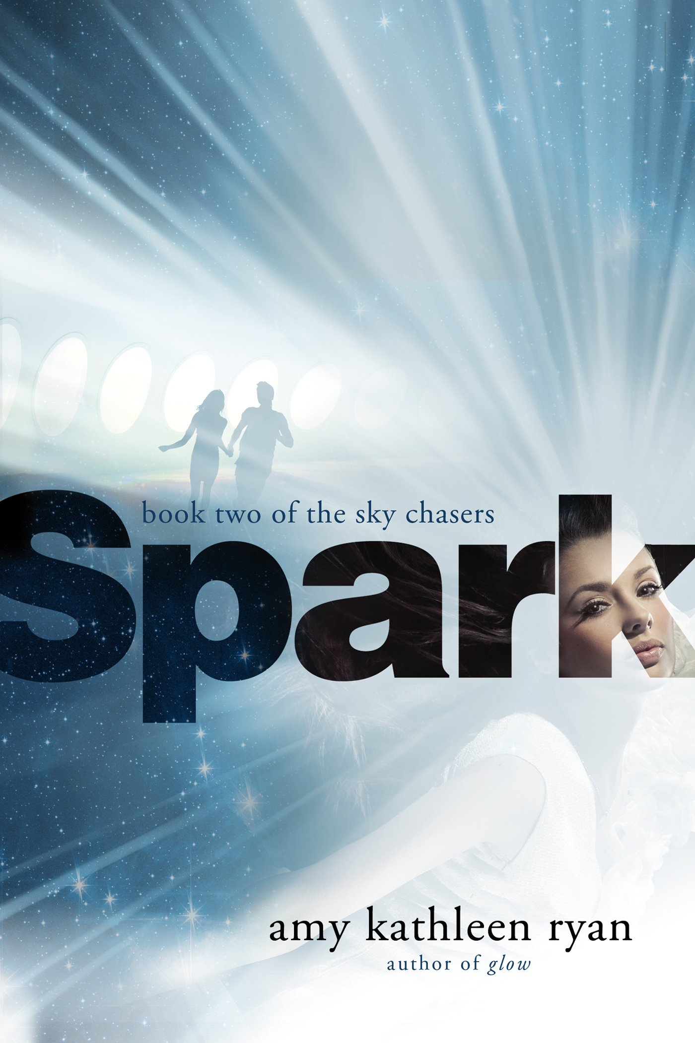 Read Online Spark: Book Two of the Sky Chasers ebook