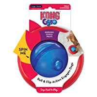KONG Gyro Food Dispensing Dog Toy, Large
