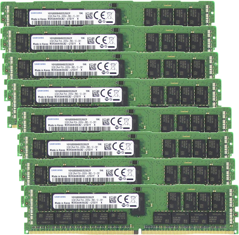 PARTS-QUICK Brand 16GB Memory for Acer Altos R480 F4 Server DDR4 2666 MHz 1.2V ECC RDIMM