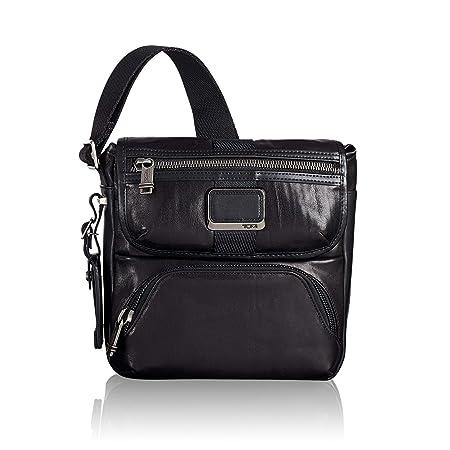 b2f303a7b9a8 Tumi Alpha Bravo Barton Leather Crossbody Messenger Bag