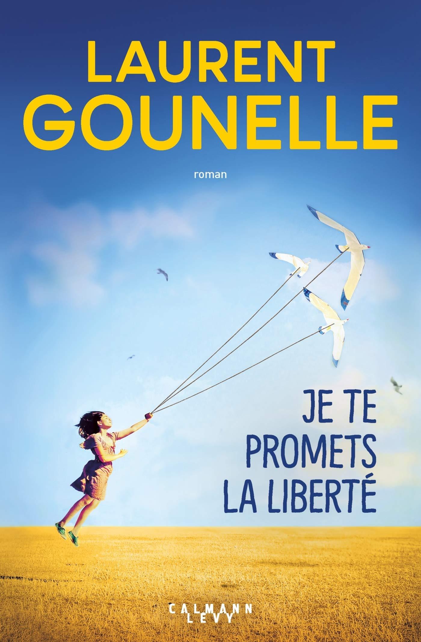 Je Te Promets La Liberte Roman French Edition Laurent