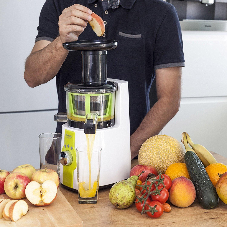 Cecotec Licuadora para frutas y verduras de prensado en frío ...
