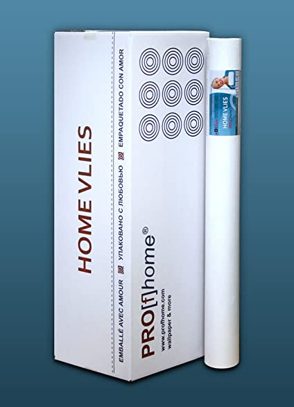 Wall Liner For Painting Non Woven 130 G Profhome HomeVlies 399 135 Smooth  Paintable