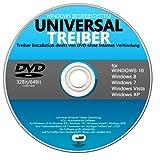Universal Treiber Sammlung für Windows 2017 Treiber Installation direkt von DVD ohne Internet Verbindung
