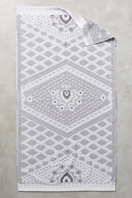 Vivira Towel Collection - anthropologie.com