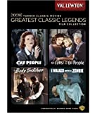 TCM Greatest Classic Films (Cat People / The Curse of the Cat People / The Body Snatcher / I Walked With a Zombie)