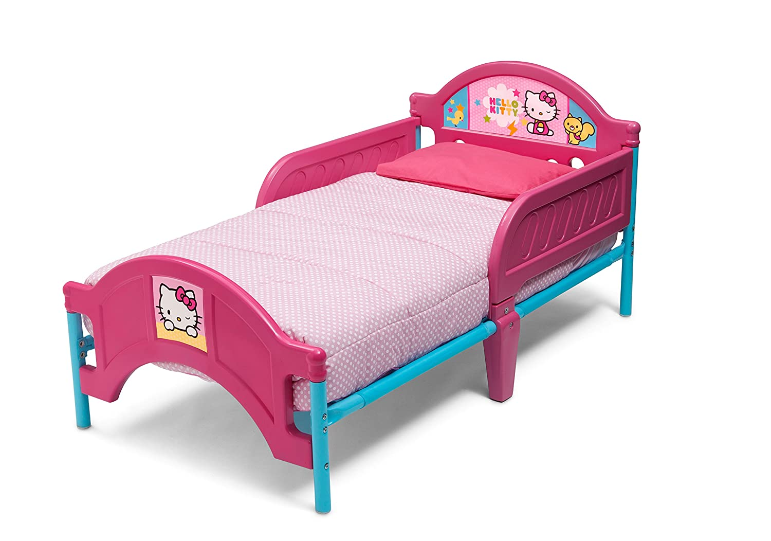 Hello kitty toddler bed frame - Hello Kitty Toddler Bed Frame 4