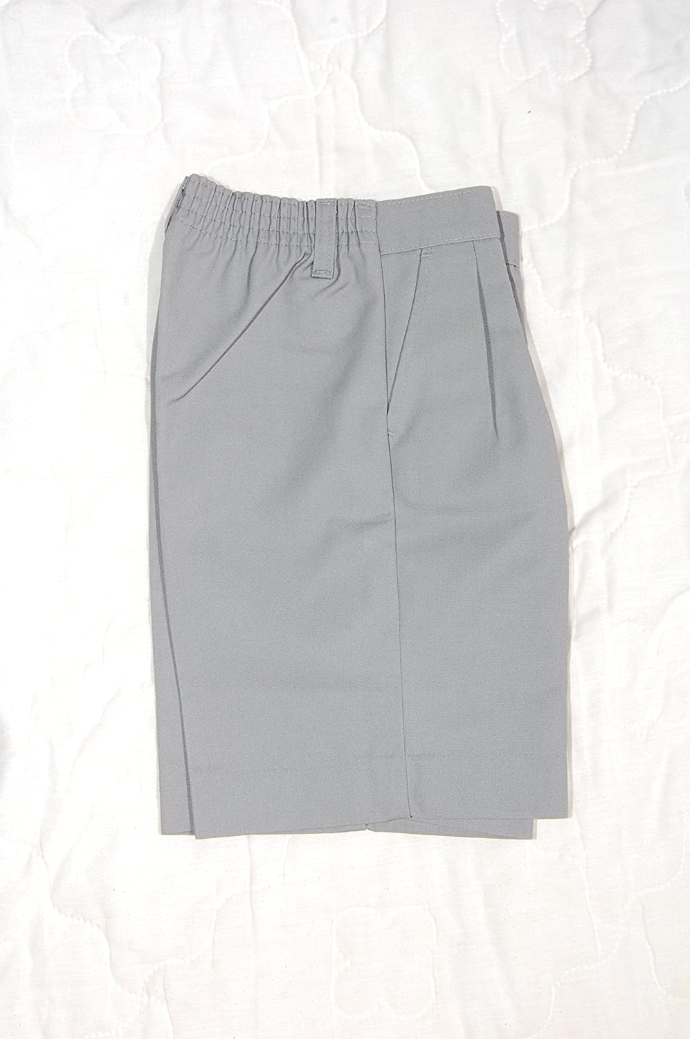 Elderwear Grey School Uniform Pleated Short