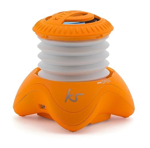 9 opinioni per Kitsound Invader Mini Altoparlante Portatile Universale con Jack da 3,5 mm,