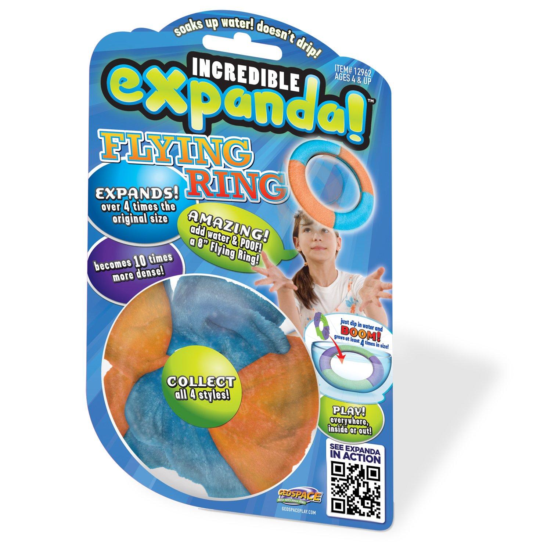 Geospace Incredible Expanda Flying Ring