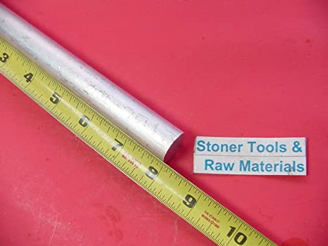 "6/"" ALUMINUM 6061 ROUND ROD .75/"" LONG T6511 6.00/"" Diameter Solid Lathe Bar Stock"
