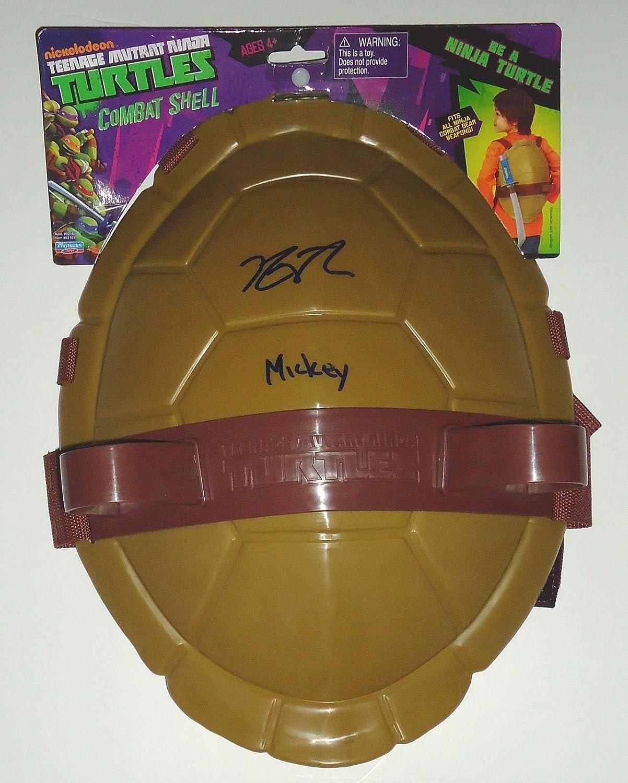 NOEL FISHER signed *Teenage Mutant Ninja Turtles ...