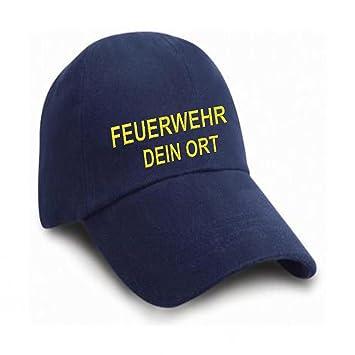 Gorra de béisbol con edelweiss Bomberos y novios lugar, Weiss ...