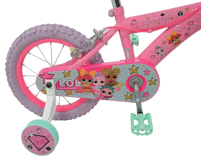 M14621 Bike Multi-Colour 14-Inch LOL Surprise