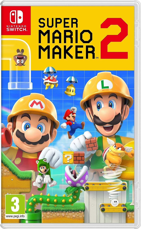 Super Mario Maker 2 [Importación francesa]: Amazon.es: Videojuegos