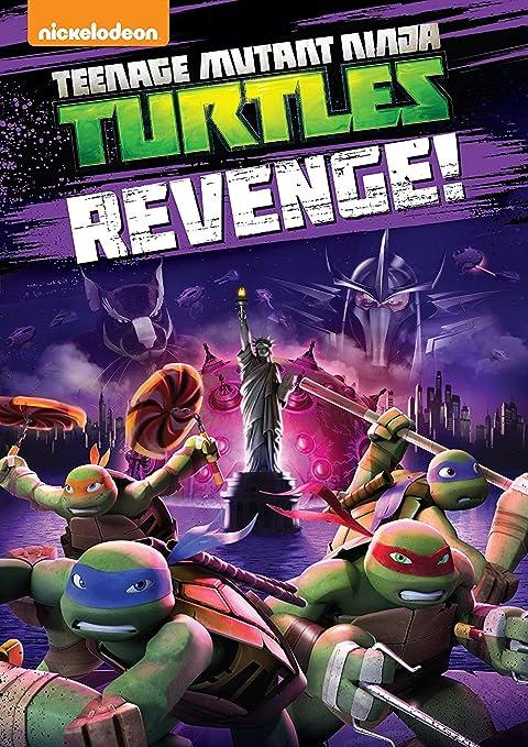 Amazon.com: Teenage Mutant Ninja Turtles: Revenge! DVD ...