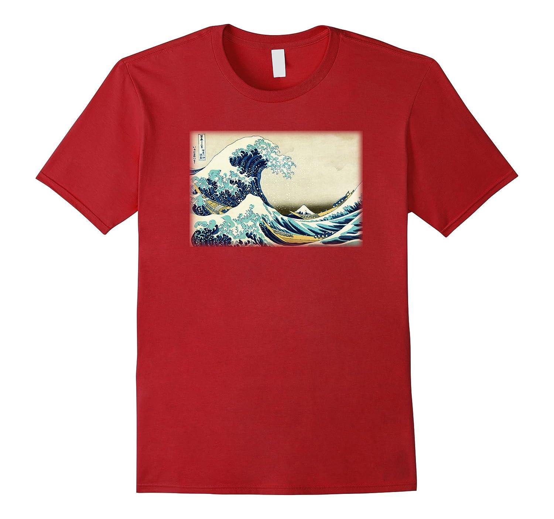 The Great Wave off Kanagawa-Teevkd