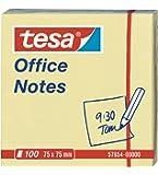 Tesa 57654-00000-05 Notizblätter, 100 Blätter