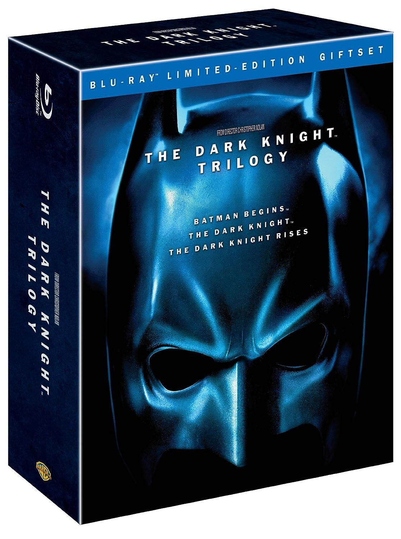 Amazon.com: The Dark Knight Trilogy (Batman Begins / The ...