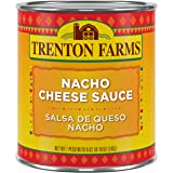 Trenton Farms Nacho Cheese Sauce, Bulk Cheese, Just Heat Up, 6 lb 10 oz (Great for Snacks, Office, Parties)
