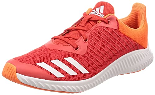 sports shoes feee3 72074 Adidas Boys Fortarun K Hirere, Ftwwht, Hireor Sports Shoes-12 Kids UK